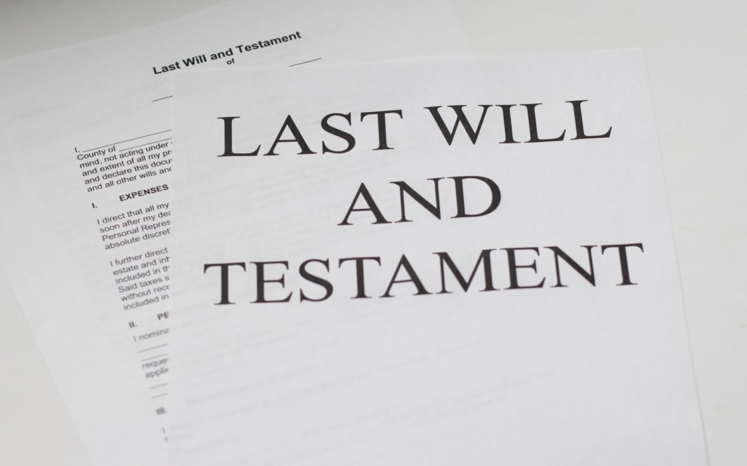 A will is the way to protect your child's inheritance